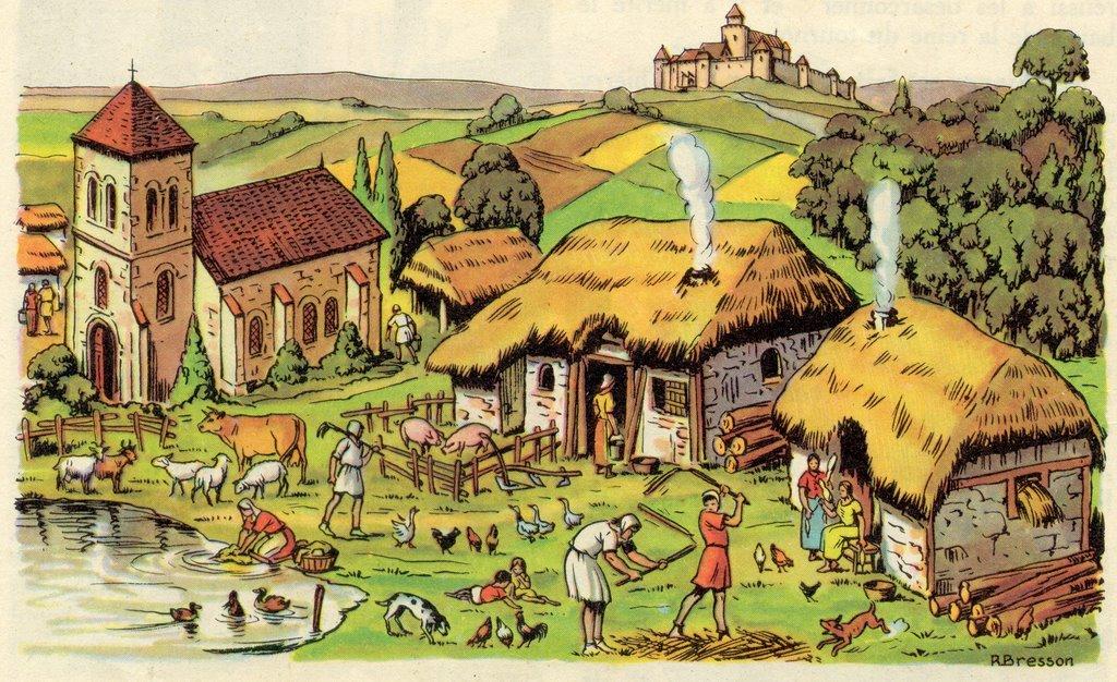 Historique saint affrique les montagnes site officiel - Image du moyen age a imprimer ...
